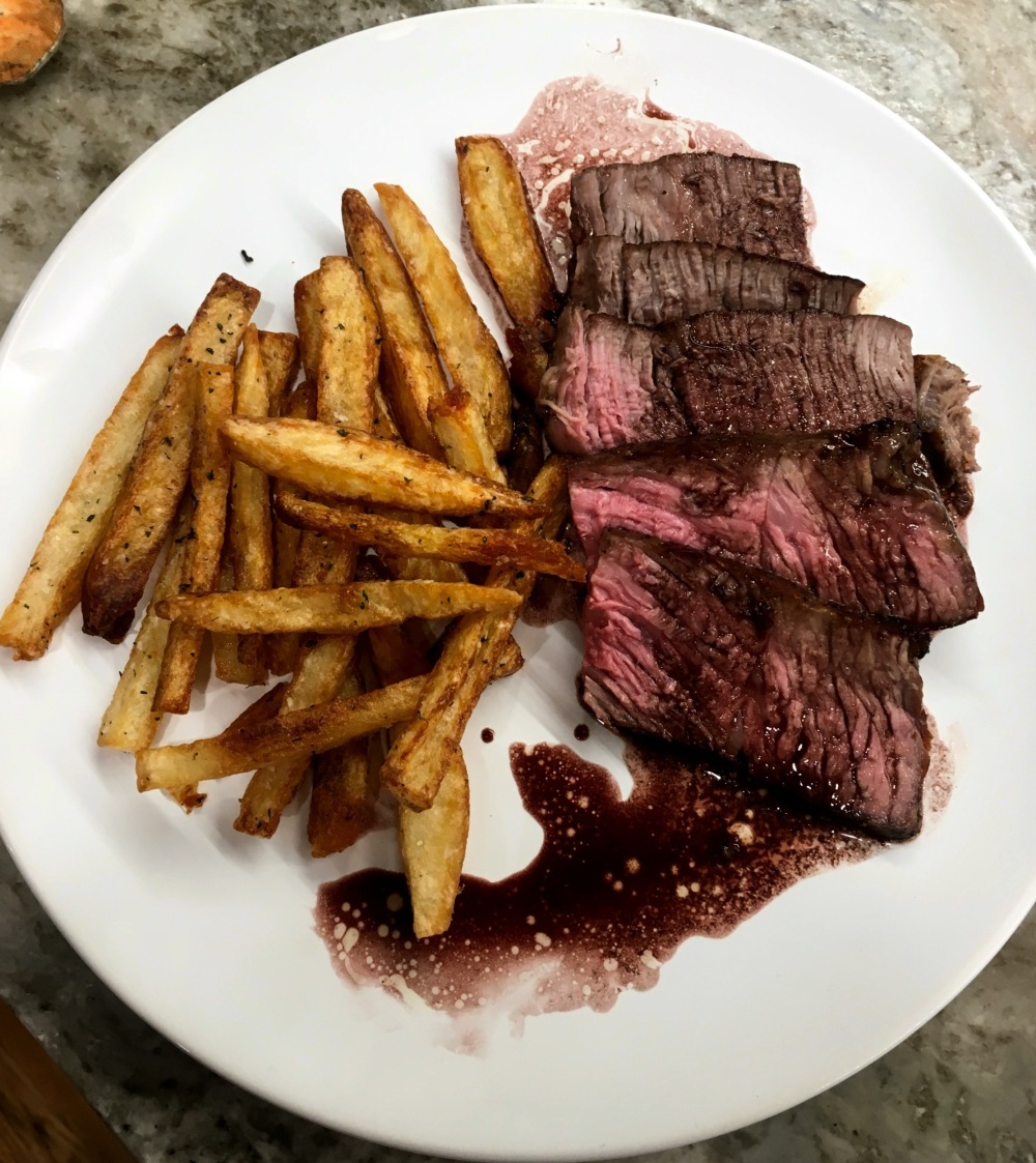 cut steaky